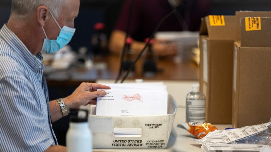 North Carolina Can Count Absentee Ballots Arriving 9 Days After Election Day: Supreme Court
