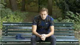 Russia's Navalny Accuses Putin of Being Behind His Poisoning