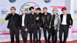 K-pop Band BTS Faces Backlash in China for Using Hong Kong Slogan