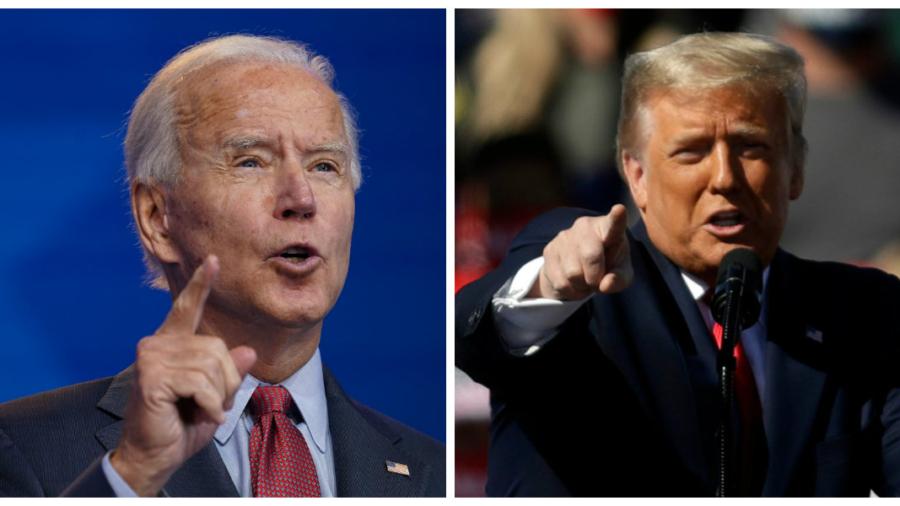 Trump and Biden Enter the Final Stretch