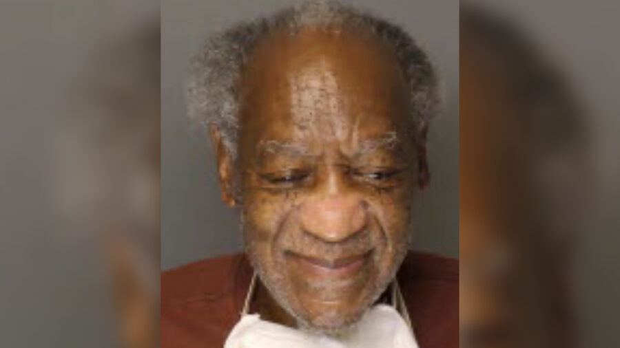 Bill Cosby, Now 83, Seen in Newly Released Prison Mug Shot