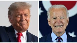 Biden Insists 'I'm Not Shutting Down Oil Fields' as Trump Accuses Him of Wanting to 'Abolish' Oil Industry