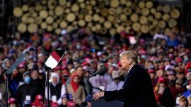 'We Won Big,' Trump Says at Packed Minnesota Rally After First Presidential Debate
