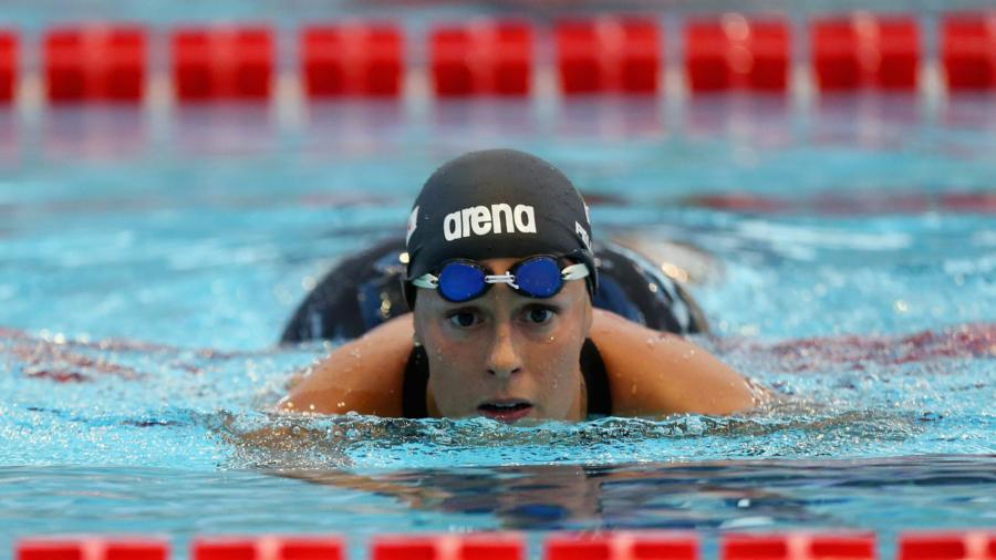Multiple World Champion Pellegrini Tests Positive for COVID-19