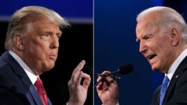 Trump, Biden Election Campaigns Continue