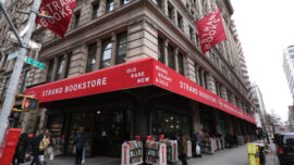 NYC Book Lovers Rally for Strand Bookstore