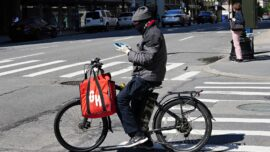 Grubhub Sued for Listing Restaurants Without Permission