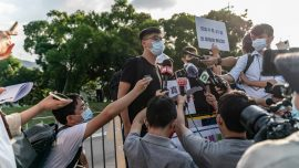 Nine Arrested on Suspicion of Helping 12 Flee Hong Kong for Taiwan