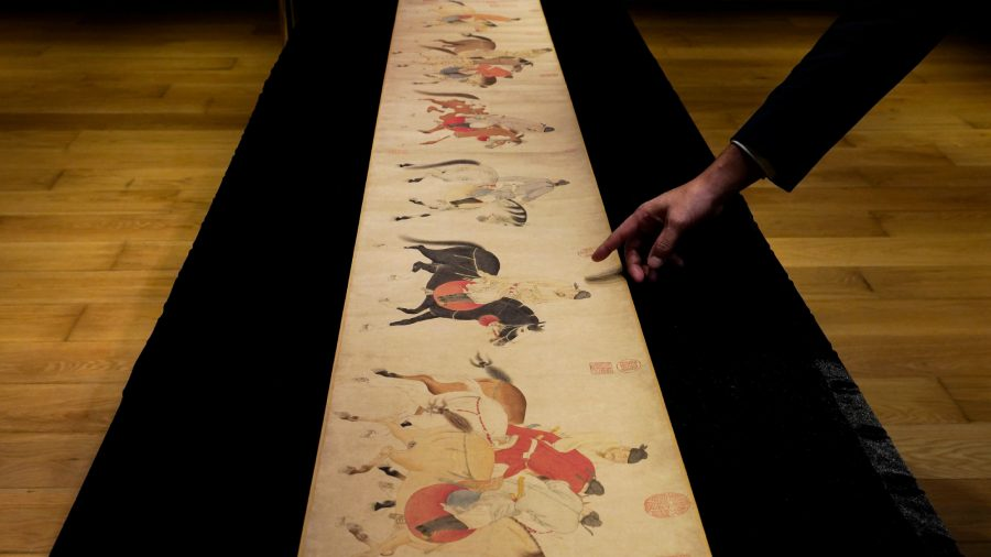700-Year-Old Chinese Scroll Sells for $41.8 Million in Hong Kong