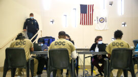 Chicago Inmates Cast Ballots in Early Voting