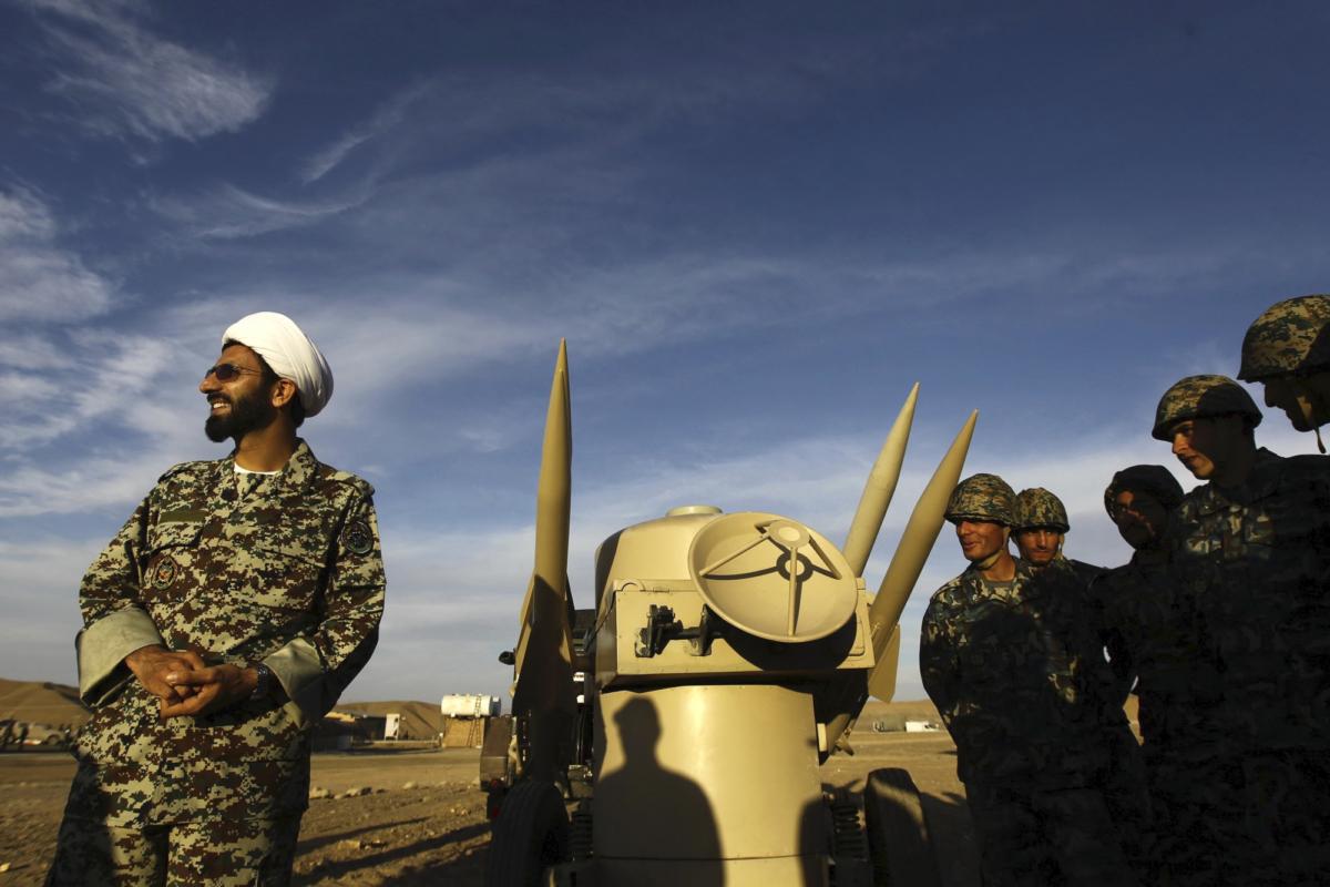 Iran embargo