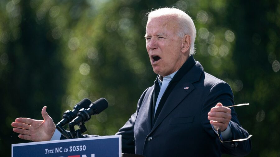 Biden Announces Commission to Study Reforming Supreme Court If Elected