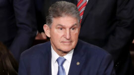 Joe Manchin to Vote 'No' on Barrett Supreme Court Nomination