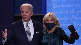 Joe and Jill Biden Hoping for 'Swift Recovery' for Trumps From COVID-19