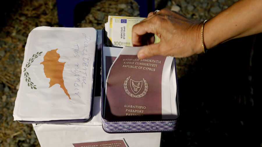 EU Takes Action Against Malta, Cyprus for 'Golden Passports'