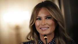 Melania Trump Cancels Plan to Join President on Campaign Trail Due to Cough