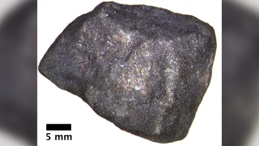 'Fireball' Meteorite That Fell to Earth in 2018 Reveals Its Secrets