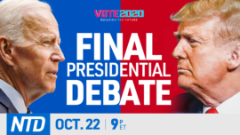 LIVE: Final 2020 Presidential Debate Between Trump and Biden