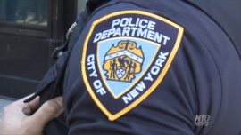 NYC to Support Police With Blue Ribbons