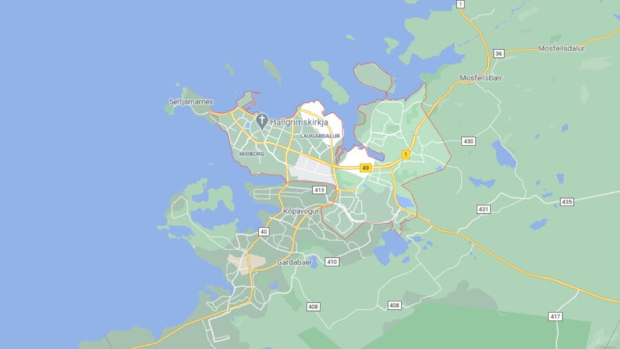 5.6-Magnitude Earthquake Hits Iceland, No Injuries Reported