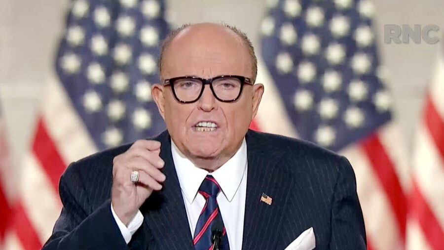 Giuliani: 'More Coming Out' About Bidens After Last Week's Reports