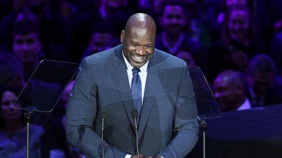 Shaquille O'Neal: 'I Voted for the First Time, and It Feels Good'
