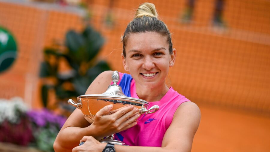Tennis: World No. 2 Halep Tests Positive for COVID-19