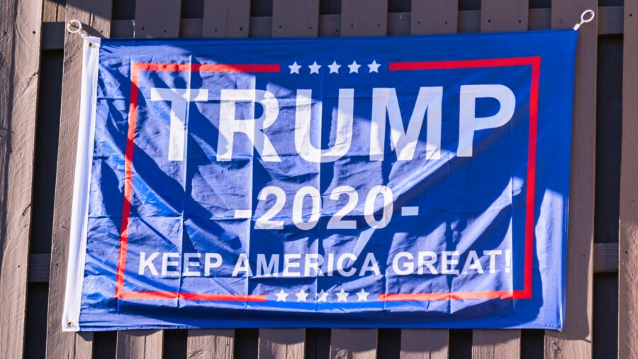 Couple Brutally Beaten at Oklahoma Gas Station Over 'Trump 2020' Flag: Police