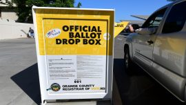 Arson Investigation Launched After Drop Box Fire in California Damages Dozens of Ballots