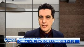 China's Influence Operations in the US and Other Western Countries