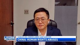 Chinese Labor Camp Survivor Recounts Communist Party's Human Rights Abuses