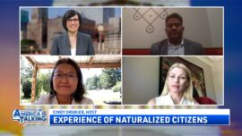 Panel: Naturalized Citizens on Becoming American