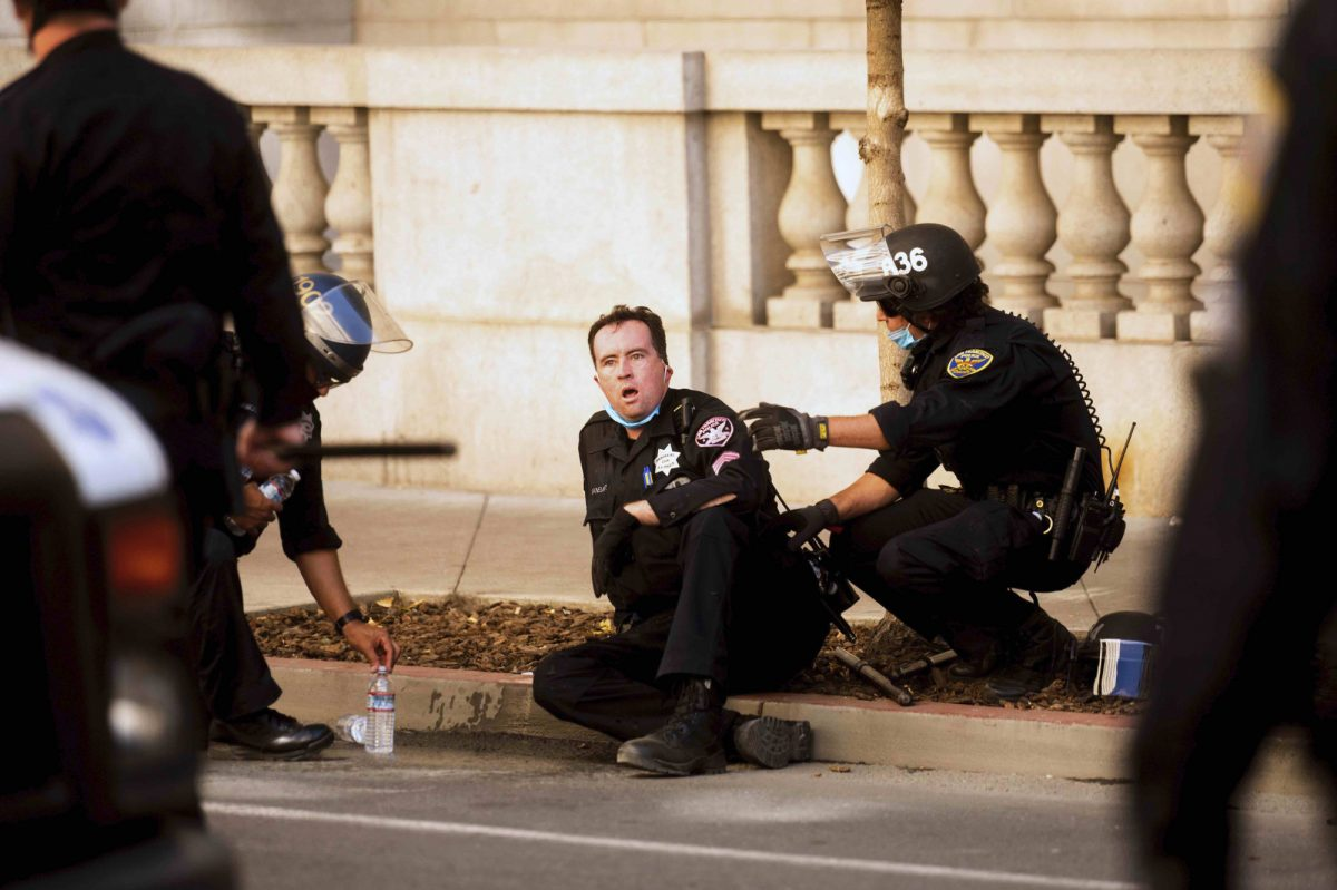 San Fran police