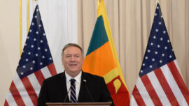 Pompeo Says AES of US, PetroVietnam to Sign $2.8 Billion LNG Deal