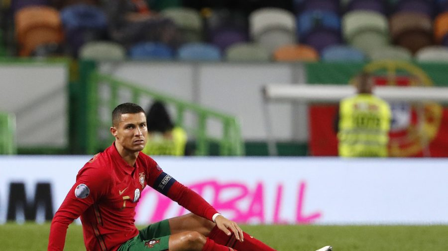 Cristiano Ronaldo Tests Positive for CCP Virus