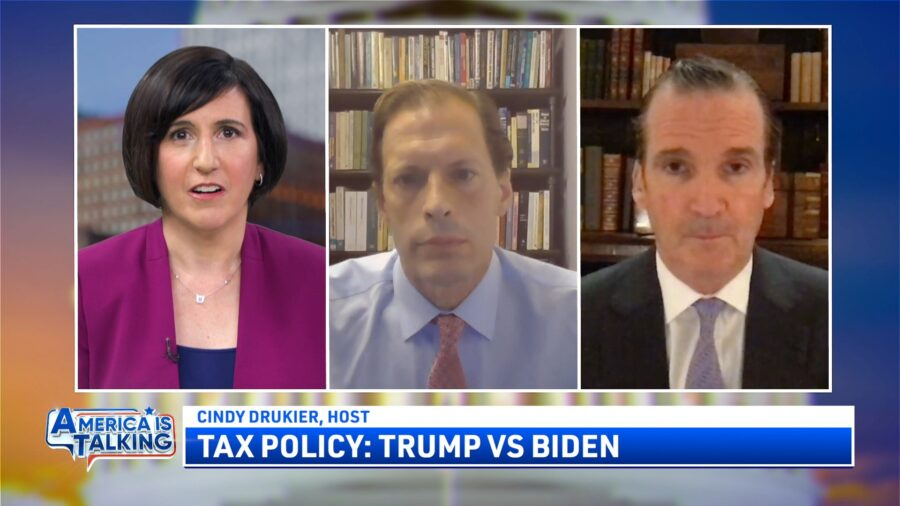 America Is Talking (Oct. 22): What Trump, Biden Tax Policies Could Mean for You; the State of Black America