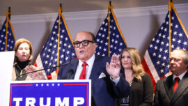 Sidney Powell Not Part of Trump's Legal Team: Giuliani