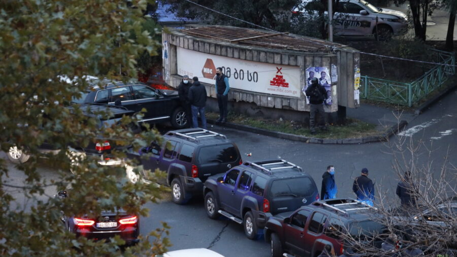 Gunman Takes up to Nine People Hostage in Georgia Capital Tbilisi: Police
