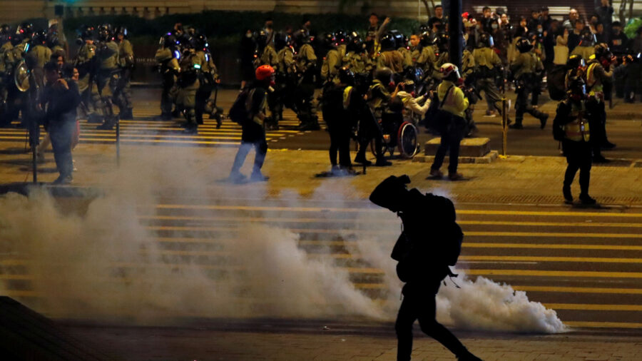 Hong Kong Court Rules That Police Complaints System Breaches Bill of Rights