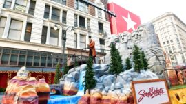 Macy's Thanksgiving Day Parade Just Featured a Native Land Acknowledgment