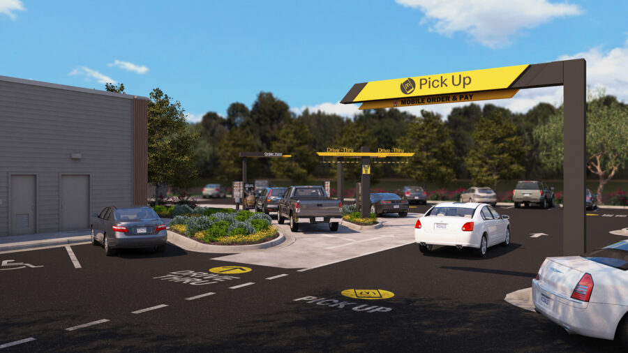 McDonald's Has a Plan to Make Its Drive-Thrus Faster
