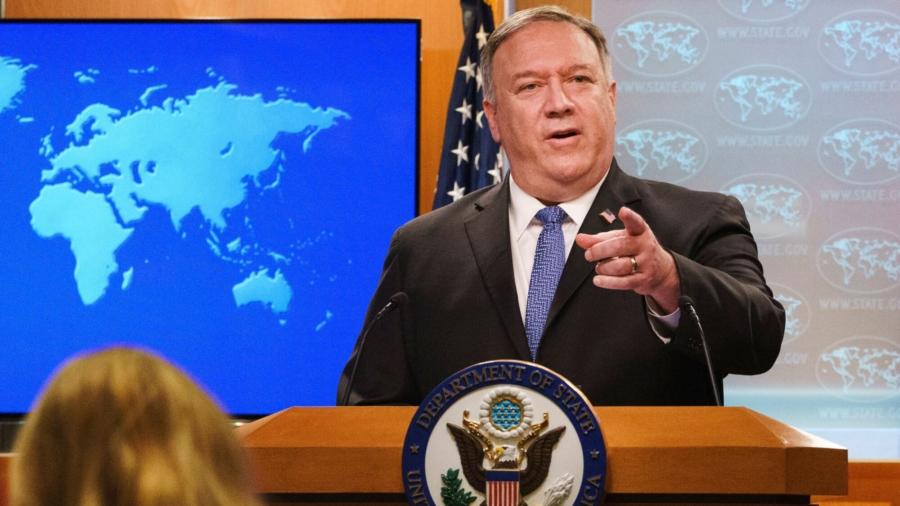 Washington and Taipei Bolsters Ties With High-Level Economic Talks