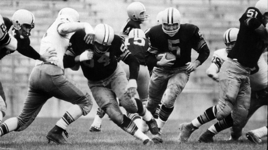 NFL Hall of Fame Running Back Paul Hornung Dies at 84