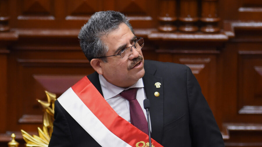Peru Interim President Quits After Ultimatum From Congress, Protest Deaths