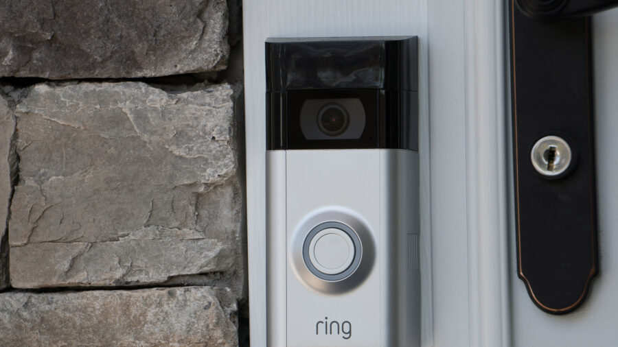 Ring Recalls 350,000 Smart Doorbells After Some of Them Caught Fire