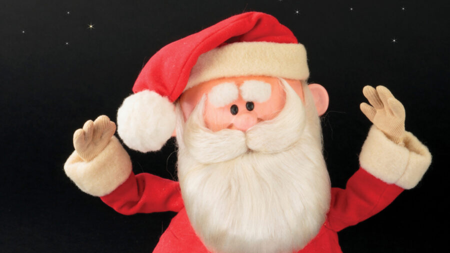Rudolph, Santa Figures Soar to Sale of $368,000 at Auction