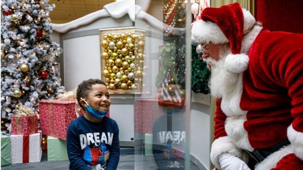 visits with Santa Claus
