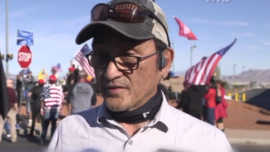 Nevada Green Card Holder Says He Received Mail-In Ballot