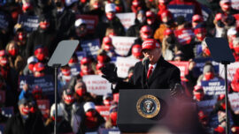 Trump Calls Supreme Court Ruling Allowing Pennsylvania Ballot Count Past Tuesday 'Very Dangerous'