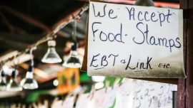 The Alaska Governor's Office Plans to Tighten Requirements for Food Stamps